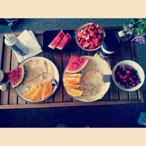Brunch, healthy brunch recipe, protein crepes, healthy crepes, healthy recipe